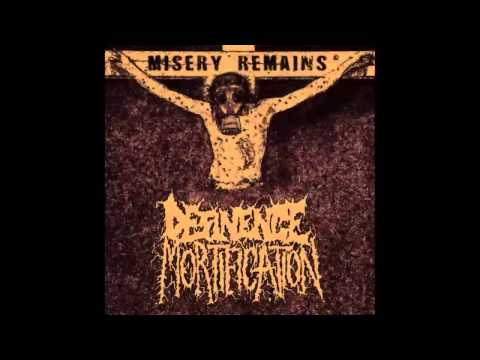 DESINENCE MORTIFICATION - Misery remains - 2015 [FULL ALBUM]