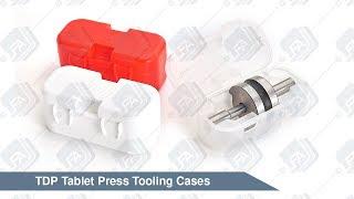 TDP Tablet Press Tooling Cases | LFA Tablet Presses
