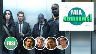 Os Defensores | Fala Nerdakios!