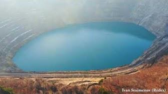 Рудник Асарел - Медет -  Asarel Medet copper mine