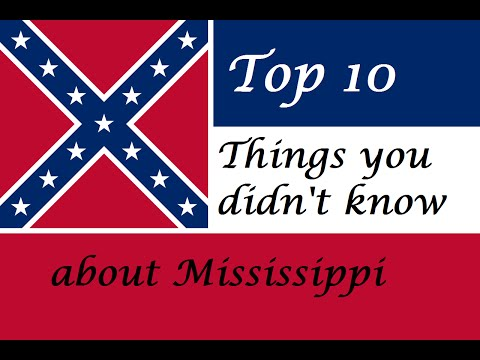 Top 10 - Things you didn't know about Mississippi State