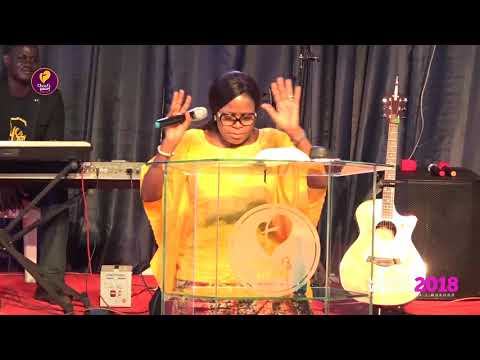 Intimacy with God | Ps Burni Olashore | Day 3 Virtuous Woman Conference 2018