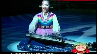 Korean Traditional Song: Onara(오나라) CCTV F  W