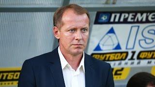 Пресс-конференция после матча Металлург Донецк - Металлист(Игорь Рахаев: