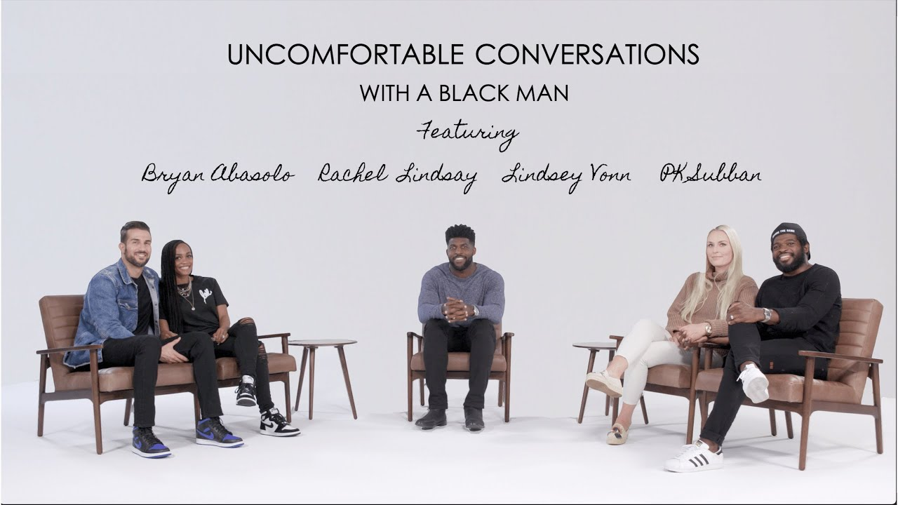 Interracial Relationships - Uncomfortable Conversations with a Black Man - Ep. 5