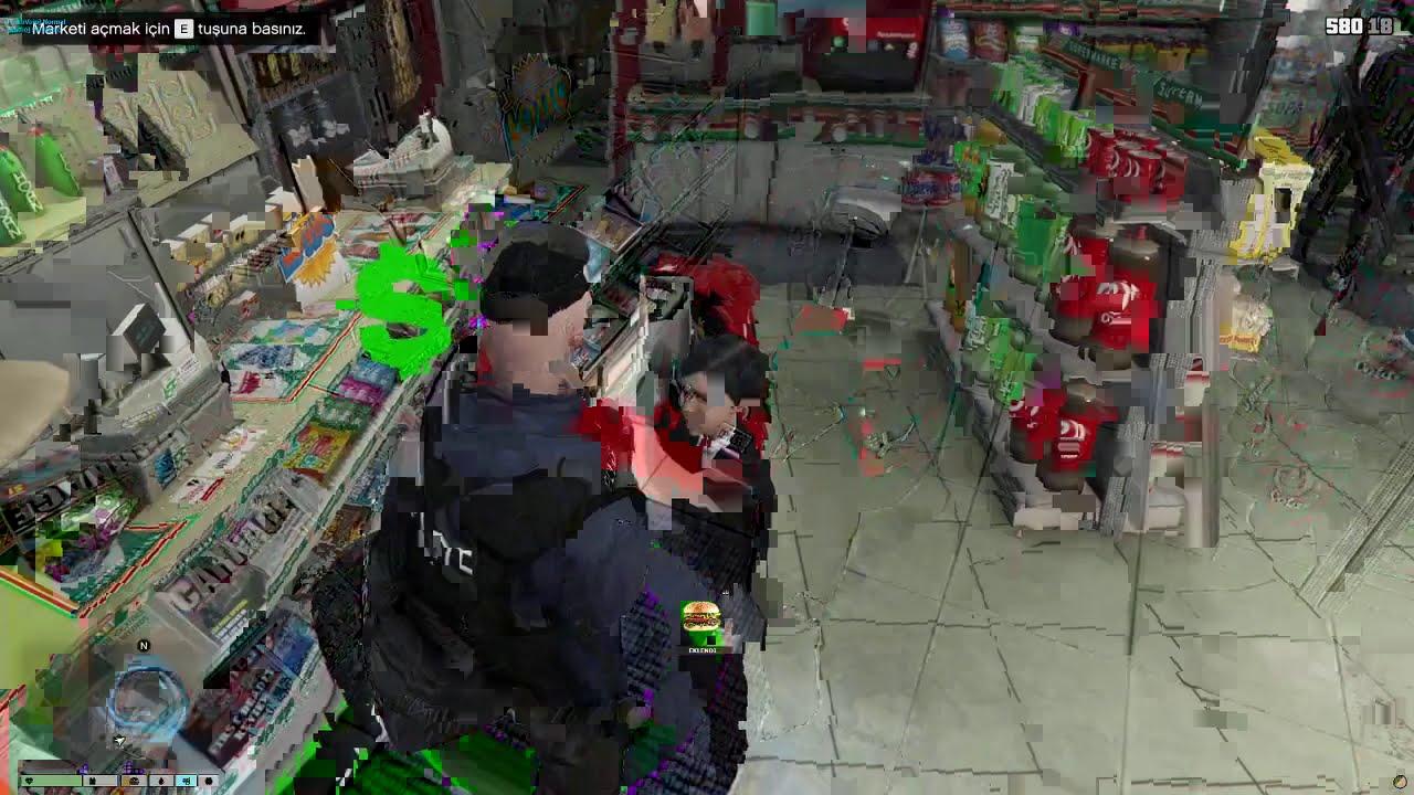 TUGAY GÖK GTA 5 POLİSLİK GÖREVİ PART 55 (KADIN POLİS ECE TUGAYA DESTEK VERİYOR)( küçük adam cemal)