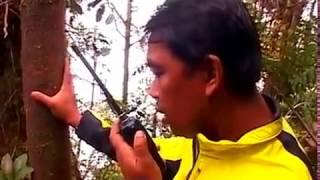 Buka Jalur Evakuasi Pesawat Sukhoi Super Jet 100 Di Gunung Salak