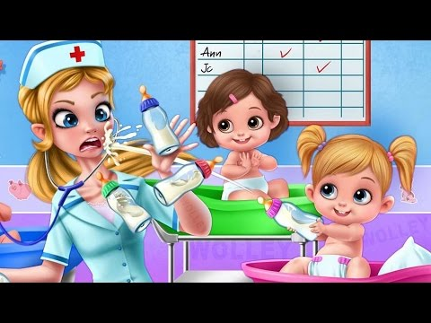 Thumbnail: Crazy Nursery - Baby Care | Play and Take Care Of The Newborn | Tabtale Baby Care Games For Kids
