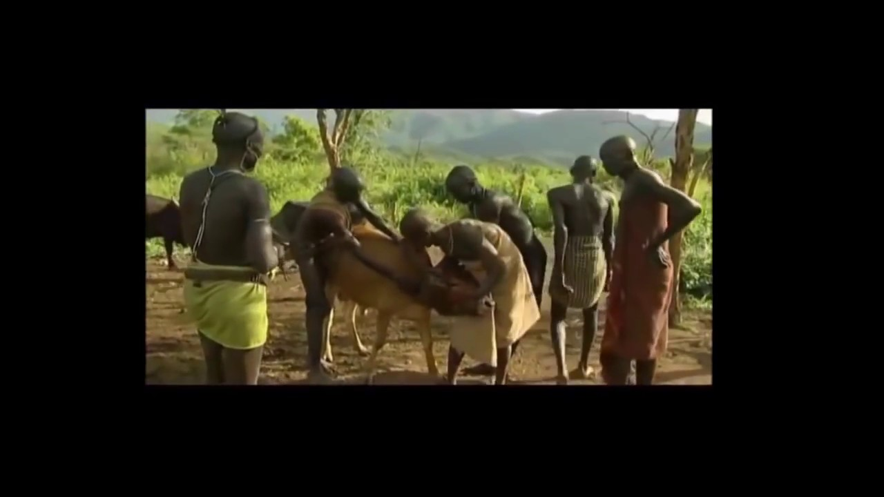 Порно Каннибалов В Африке