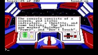the daventry zone in space quest i