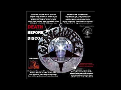 Gravehuffer - Death Before Disco