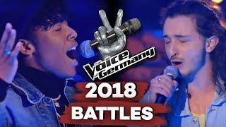Hozier - Take Me To Church (Luka Nozza vs. Hugo Gonzales Morales) | The Voice of Germany | Battles