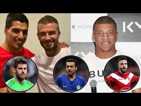 Transfer Haberleri – Galatasaray , Fenerbahçe , Beşiktaş , Trabzonspor ve Avrupa (12)