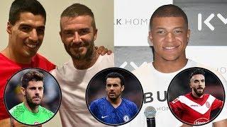 Transfer Haberleri - Galatasaray , Fenerbahçe , Beşiktaş , Trabzonspor ve Avrupa (12)