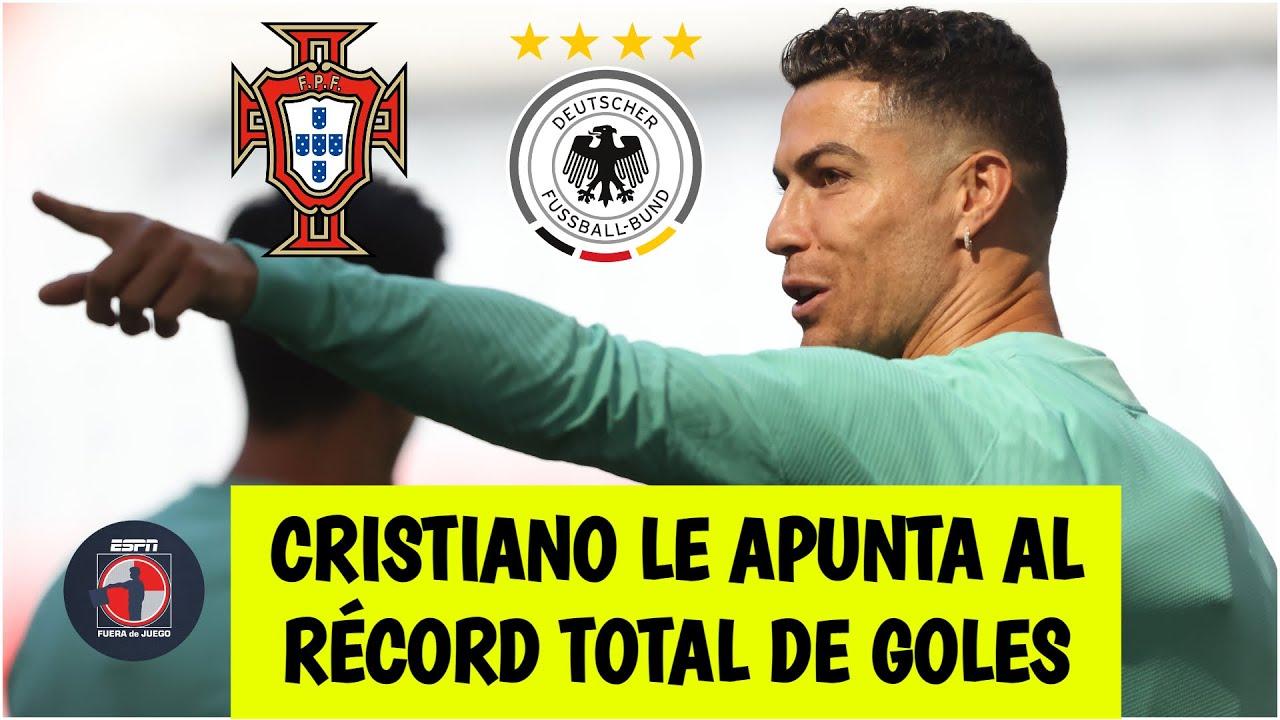 EURO 2020 Portugal vs Alemania, Cristiano Ronaldo BUSCA más goles y sin Coca Cola   Fuera de Juego