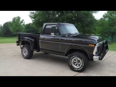 1977 Ford F100 Stepside Pick Up How To Save Money And Do