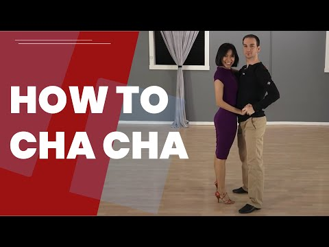 How To Cha Cha Dance For Beginners
