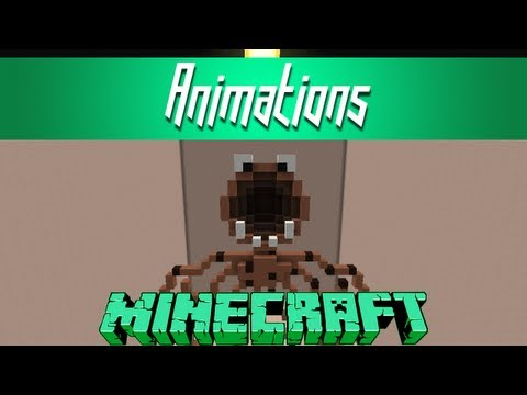 Minecraft - Real-time Animation