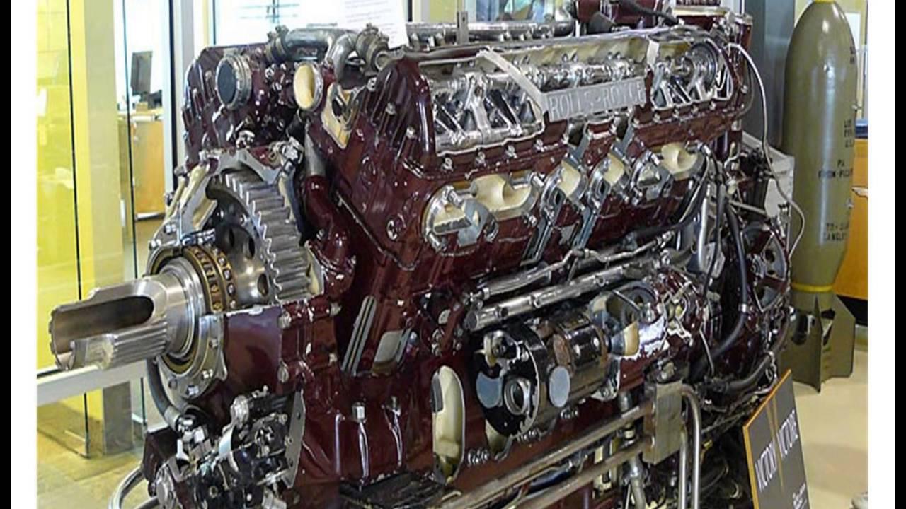 Rolls Royce Merlin Youtube
