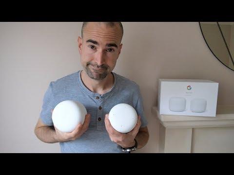 Google Nest WiFi | Setup & Review