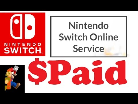 Nintendo News: Nintendo Charging for Online Services | Nintendo Collecting