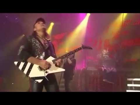 SCORPIONS Get Your Sting & Blackout Live (2011) HDTV_2 ...