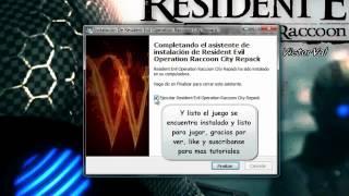 Descargar e instalar Resident Evil Operation Raccoon City PC [FULL]+ Gameplay HD+ Crack