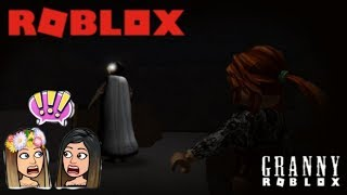 ESCAPE GRANNY IN ROBLOX Gns