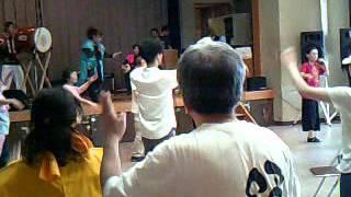 尼崎市制100周年記念オリジナルソング 尼崎太鼓愛好会春の小さな盆踊...