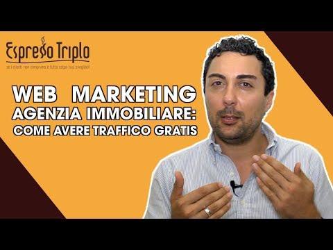 Web Marketing Agenzia Immobiliare: come avere traffico gratis