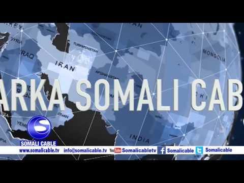 Warka Maanta Somalia Cable TV 27 10 2017