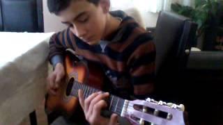 Kankam gitar calar ben soylerim :)