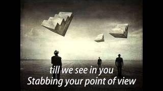 Velvet Acid Christ - Killing a Stranger (lyrics)