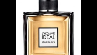 First Impressions: L'Homme Ideal by Guerlain