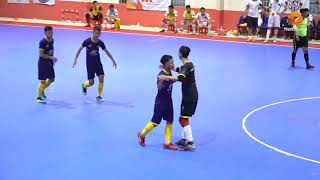 [Highlights] Quận 11 FC v️s Keep & FLy Gà Spa | FI Premier League - CP Sport Cup 2018
