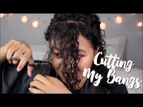 Bangs On Curly Hair Krysler