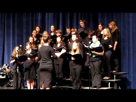 Inter-Lakes High School 2012 Winter Concert - I'm Yours