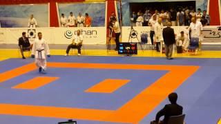 Rafael Aghayev vs.Serkan Yagci 2014 Final -75 kg Baku Open