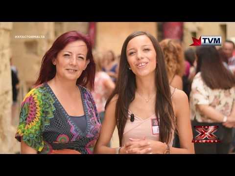 X Factor Malta - Auditions - Day 5 - Sarah Bonnici