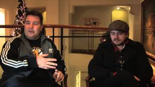 Dropkick Murphys interview - Ken and James (part 3)