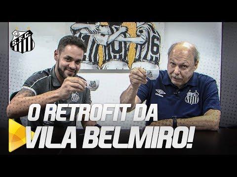 O RETROFIT DA VILA BELMIRO | CAFÉ COM O PRESIDENTE #5