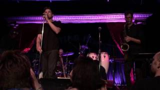 Michael C. Hall singing Lazarus by David Bowie at the Cutting Room NYC