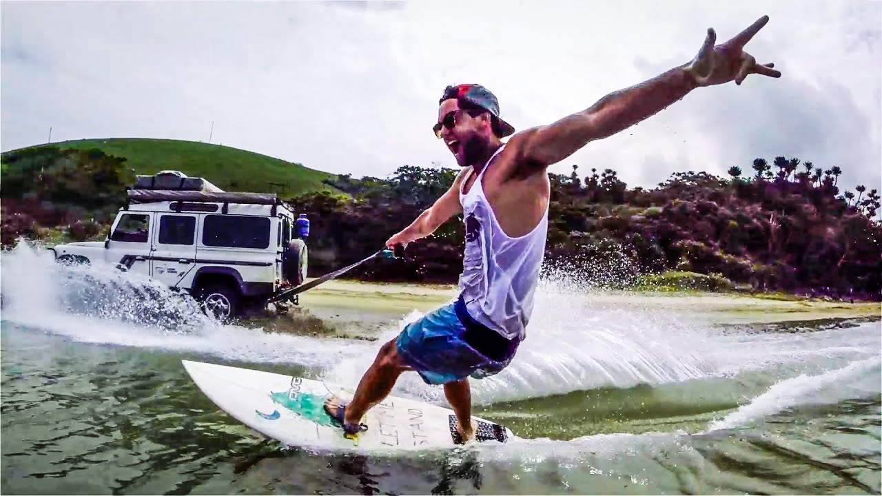 Surfer youtube
