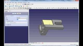 FreeCAD Tutorial Part 6 Exercise 1A