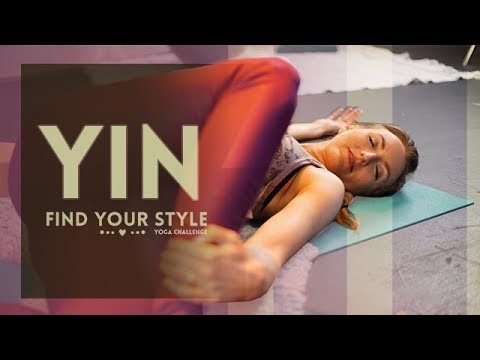 Meet Yin Yoga Full Class for Beginners | Stretch & Relax for Flexibility (30-min) All Levels