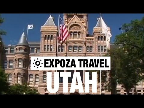 Utah (USA) Vacation Travel Video Guide