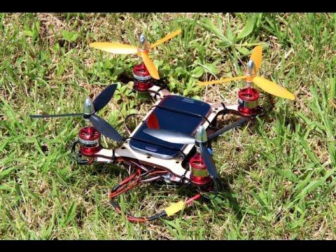 quadrocopter selber bauen quadrocopter selber bauen anleitung mini quadrocopter youtube. Black Bedroom Furniture Sets. Home Design Ideas