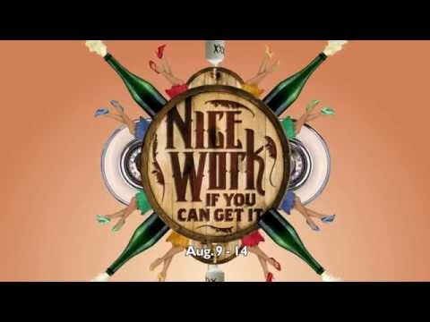 NICE WORK IF YOU CAN GET IT: AUG 9-14 at the Wells Fargo Pavilion produced by Music Circus