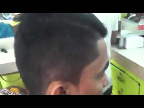 Bengali Boy Try Stylish Hair Cut