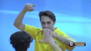 REAL RIETI vs OLIMPUS - FUTSAL U21 2016/17